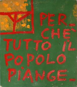 """CRISTO CADE LA TERZA VOLTA, 11491, da """"il Teologo"""", (Rep.due)."""