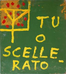"""CRISTO E' SPOGLIATO DELLE SUE VESTI, 11498, da """"il Teologo"""", (Rep. due)."""